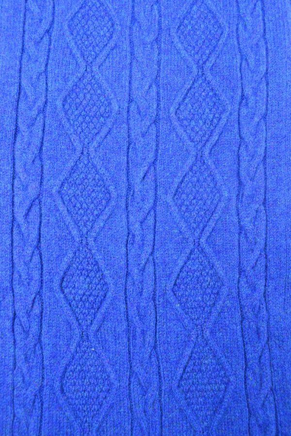 Royal Blue detail