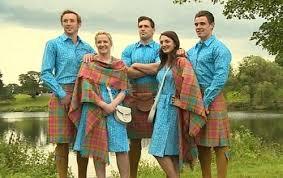 Commonwealth Games Scotland Uniform