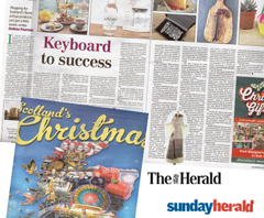 Sunday Herald Nov 15