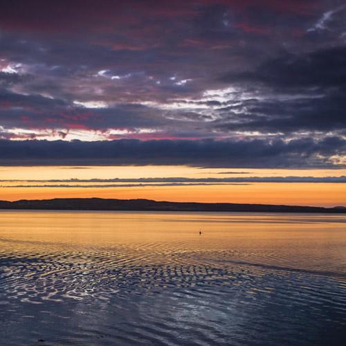 Scotland's shoreline