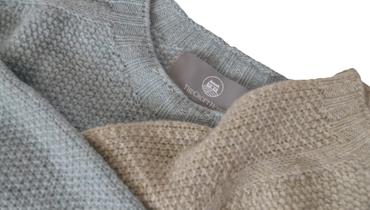 Spring summer 2017 ladies moss stitch sweaters