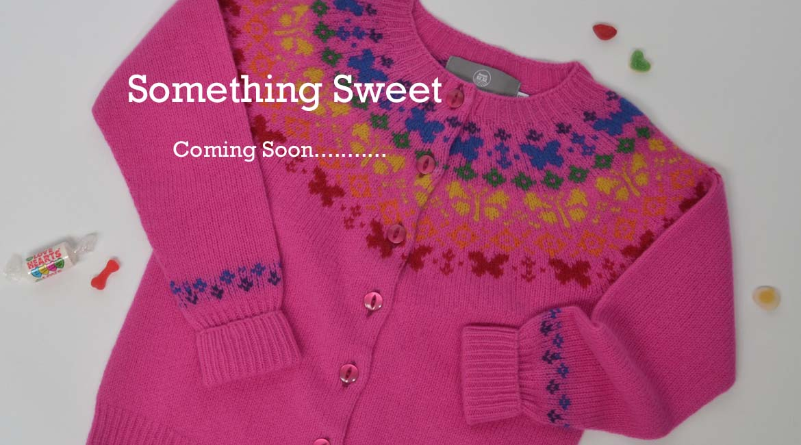 Girls fair isle collection coming soon