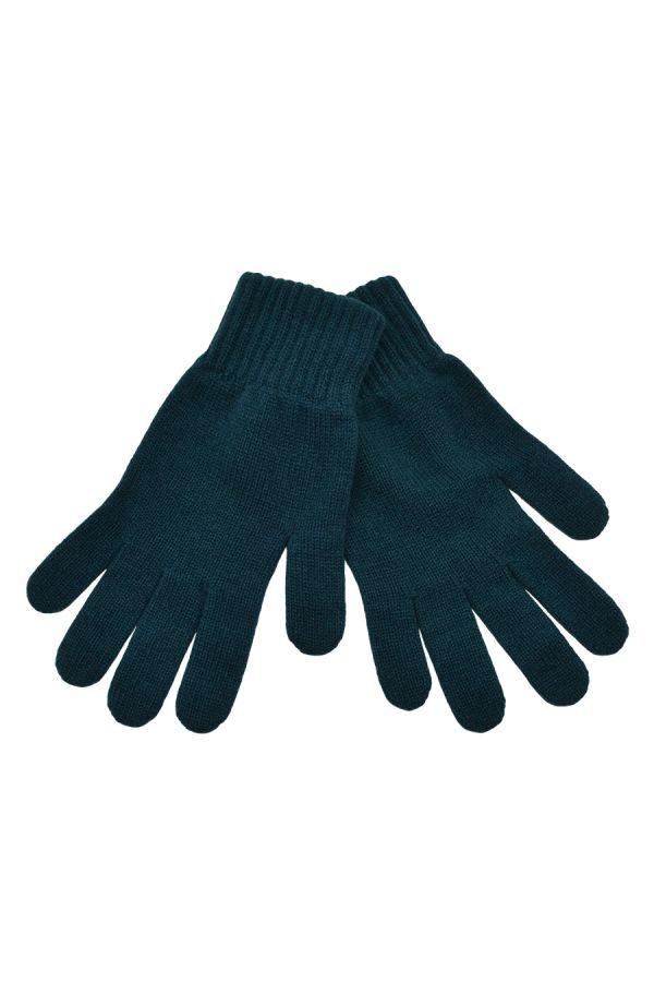 Womens Scottish Cashmere Classic Gloves