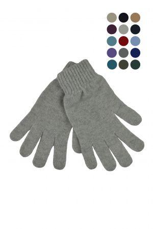 Womens Scottish Lambswool Classic Gloves