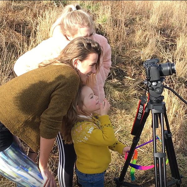Behind the scenes of The Croft House film - The Croft House