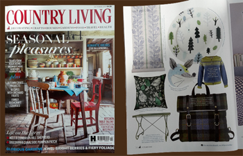 Country Living October 2016