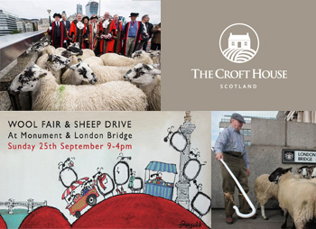 London Bridge Wool Fair and Sheep Drive